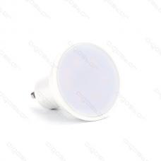 LED žiarovka GU10 9W teplá biela
