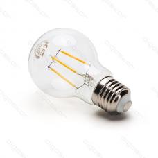 LED žiarovka E27 A60 6W Filament