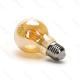 LED žiarovka E27 A60 4W AMBER Filament