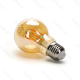 LED žiarovka E27 A60 8W AMBER Filament