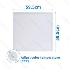 LED panel 32W 120lm/W 600x600mm nastaviteľná farba svetla