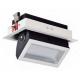 Filux LED Projektor 38W Samsung 120lm/W Adresovateľný obdĺžnikový biely 4000K