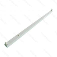 Prisadené svietidlo pre jednostranné trubice T8 120cm Single typ2