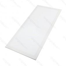 LED Panel 60W 6000K 600x1200 mm bielý rám Studená biela