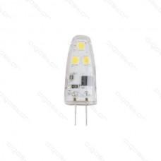 LED žiarovka G4 1,5W 6500K