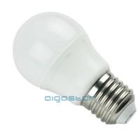 LED žiarovka G45 E27 4W 280° studená biela