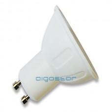 LED žiarovka GU10 3W teplá biela
