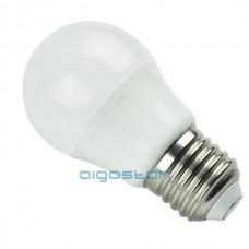 LED žiarovka E27 G45 5W 280° studená biela
