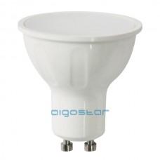 LED žiarovka GU10 6W teplá biela