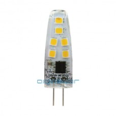 LED G4 2W teplá biela