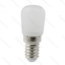 LED T26 E14 2W studená biela