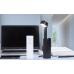 Led stolná lampa 3W čierna 3-stupňové stmievanie a Power Bank