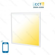 SMART BACK-LIT LED PANEL 32W WIFI CCT(3000K-6500K)