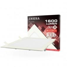 LED panel 300x300mm 24W 1600Lm 3000K