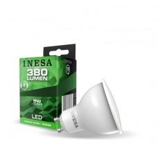 LED žiarovka GU10 5W 105° 4000K