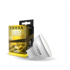 LED žiarovka MR16 5W 105° 6500K