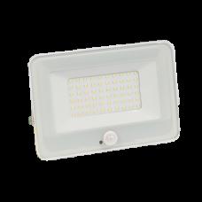 LED SLIM reflektor so senzorom 30W 4000K